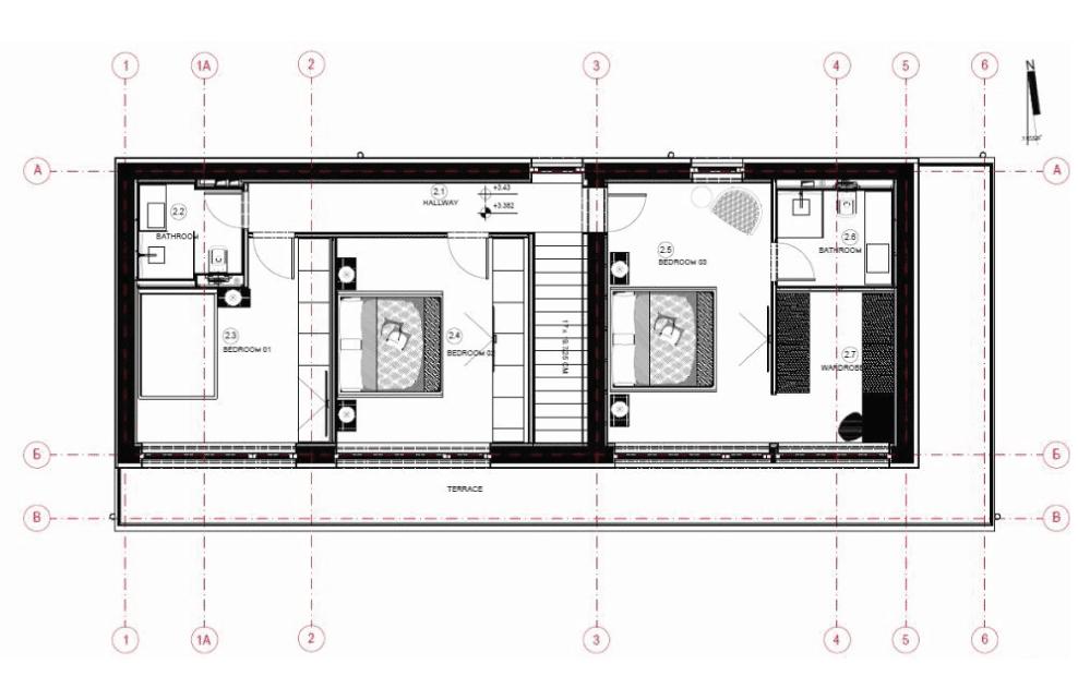 Floor plan 1_aprilovo